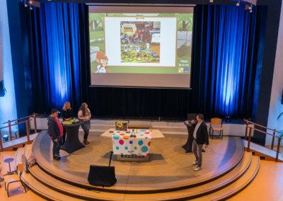 Prijsuitreiking Pier de Boer-prijs 2019 Abrona het Lichtruim Soesterberg.